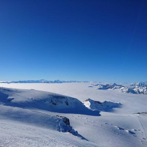#abovetheclouds #zermatt #frisek